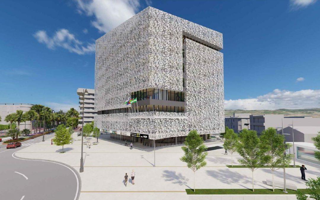 Arranca la construcción del nuevo edificio del Ayuntamiento de Estepona, adjudicada a ACP