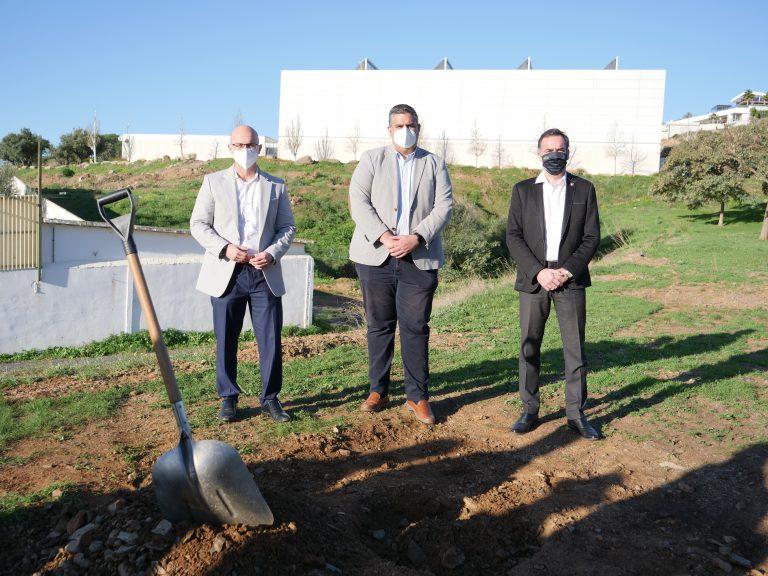 Empiezan las obras de la piscina olímpica de La Cala de Mijas, que ejecutará ACP Infraestructuras